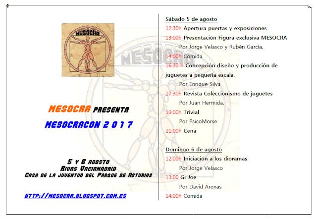 Mesocracon 2017