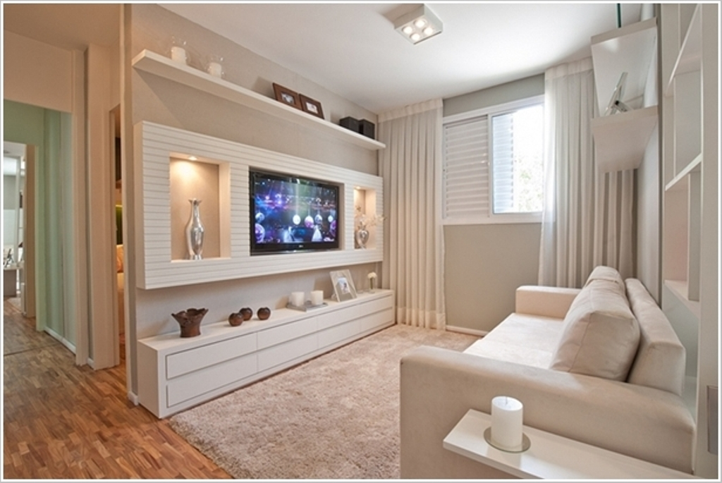 50 Desain Interior Terbaik Ruang Keluarga Sempit Rumahku Unik