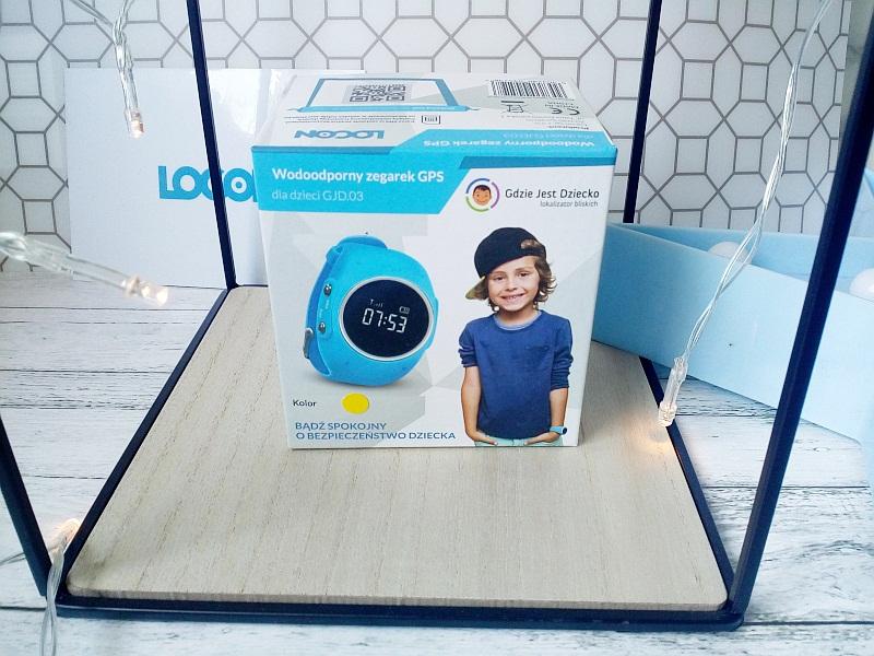 Bądź spokojny o bezpieczeństwo dziecka - zegarek GPS & kamera | Locon