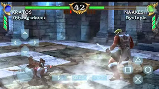 Soul Calibur Broken Destiny PSP Android