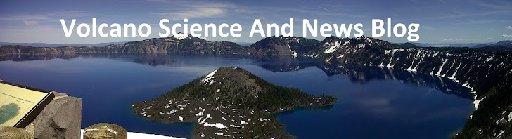 Volcano Science And News Blog
