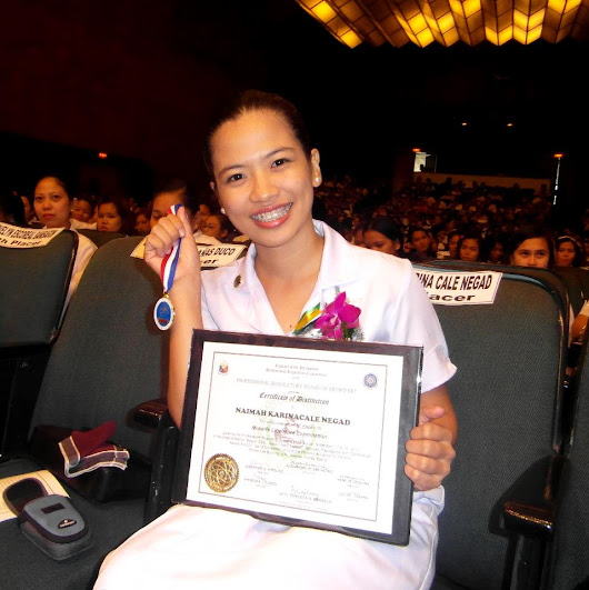 Agusan del Sur Scholar Receives Awards from UP ~ ::.RBN5