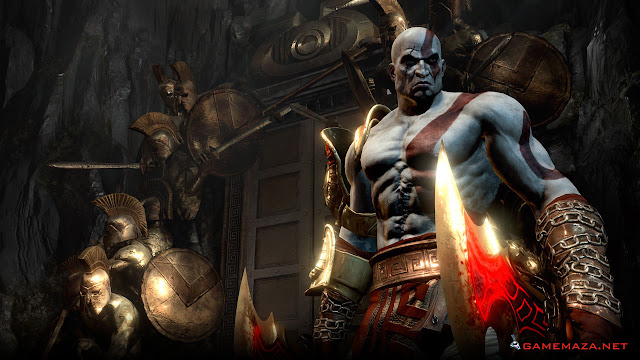 God of War 3 Gameplay Screenshot 2