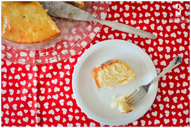 como fazer bolo simples