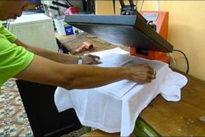 impressão camisetas