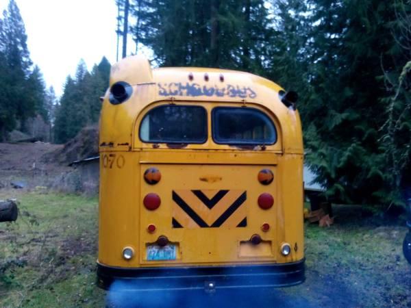 Craigslist 4x4 School Bus – HD Wallpapers