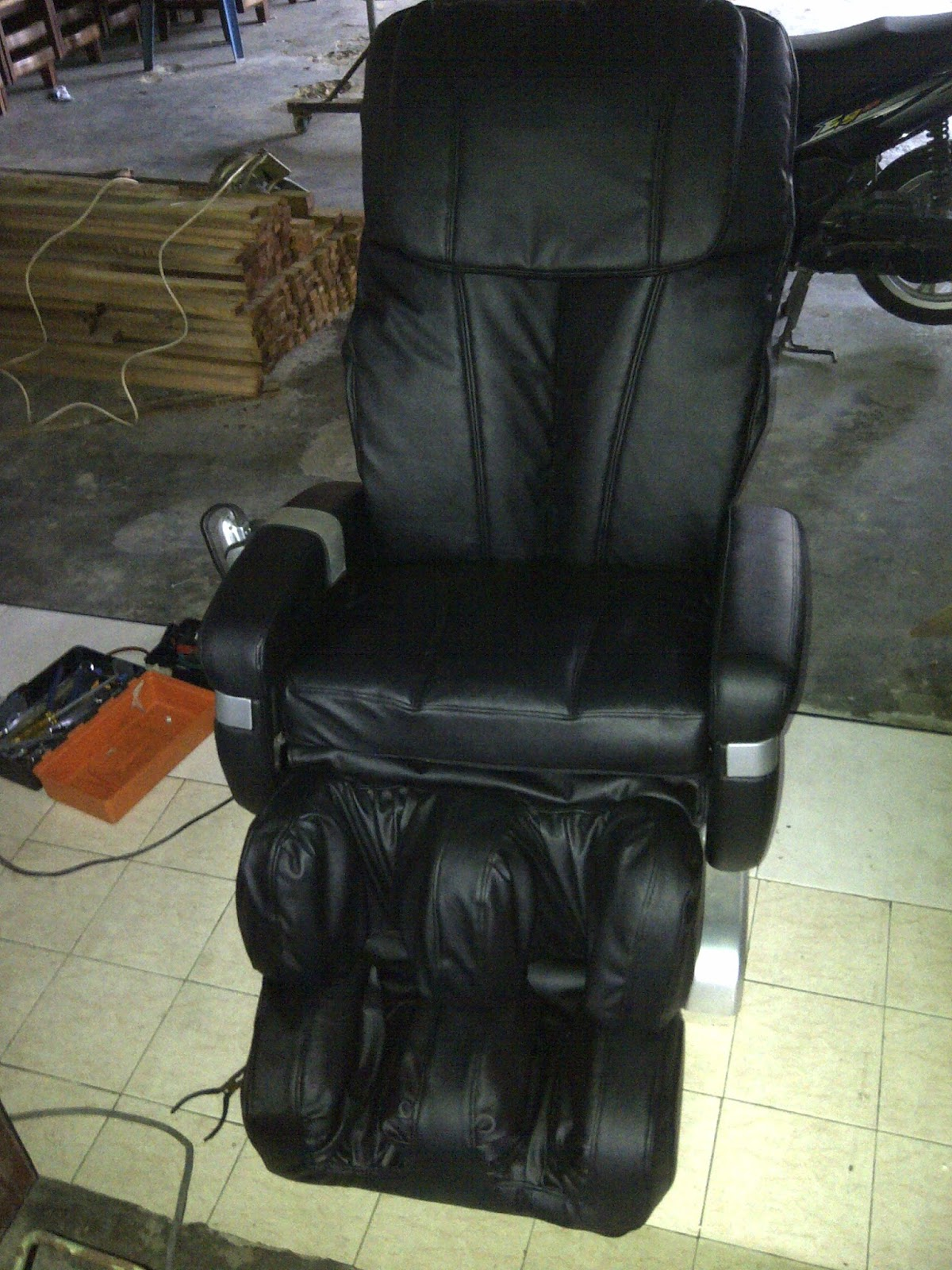 Perkhidmatan Untuk Barangan Massage Chair & Fitness Semua Brand 2016