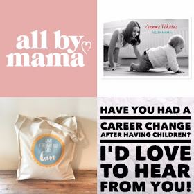 Career change inspiration from Gemma at all by mama