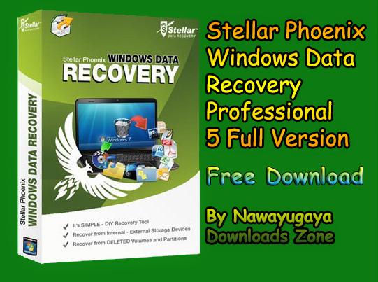 stellar phoenix data recovery full version