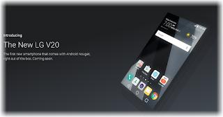 LG V20 Tutorial
