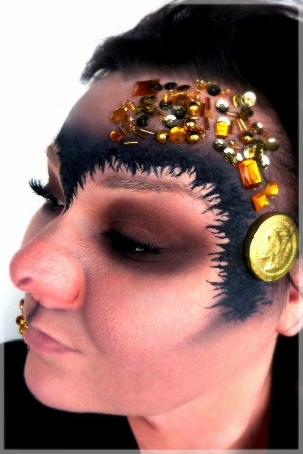Niffler schminken