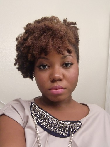 Fantastic Black Natural Hairstyles Updos Hairstyle Inspiration Daily Dogsangcom