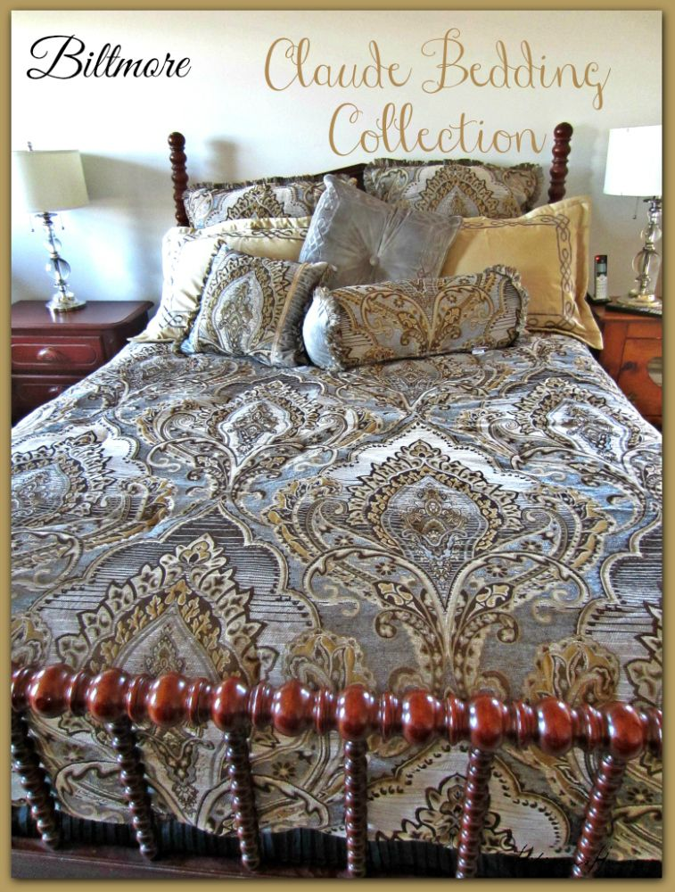 Fabulous Today I um sharing a new Winter Bedding Collection We put this on right after the painting was done We kept the Christmas quilt on the bed for way to long