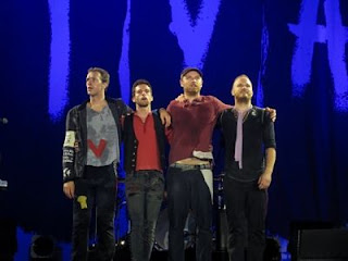 Coldplay - 5 Most Influential Rock Bands From England