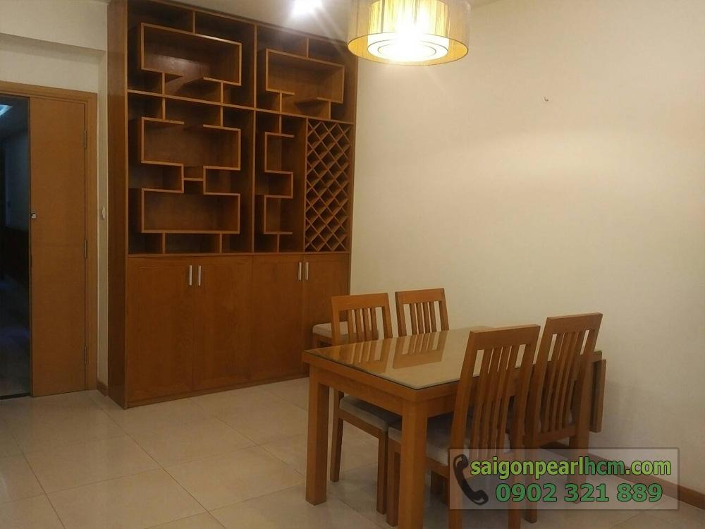 Saigon Pearl tầng 23 tòa nhà Ruby 2 cho thuê căn hộ