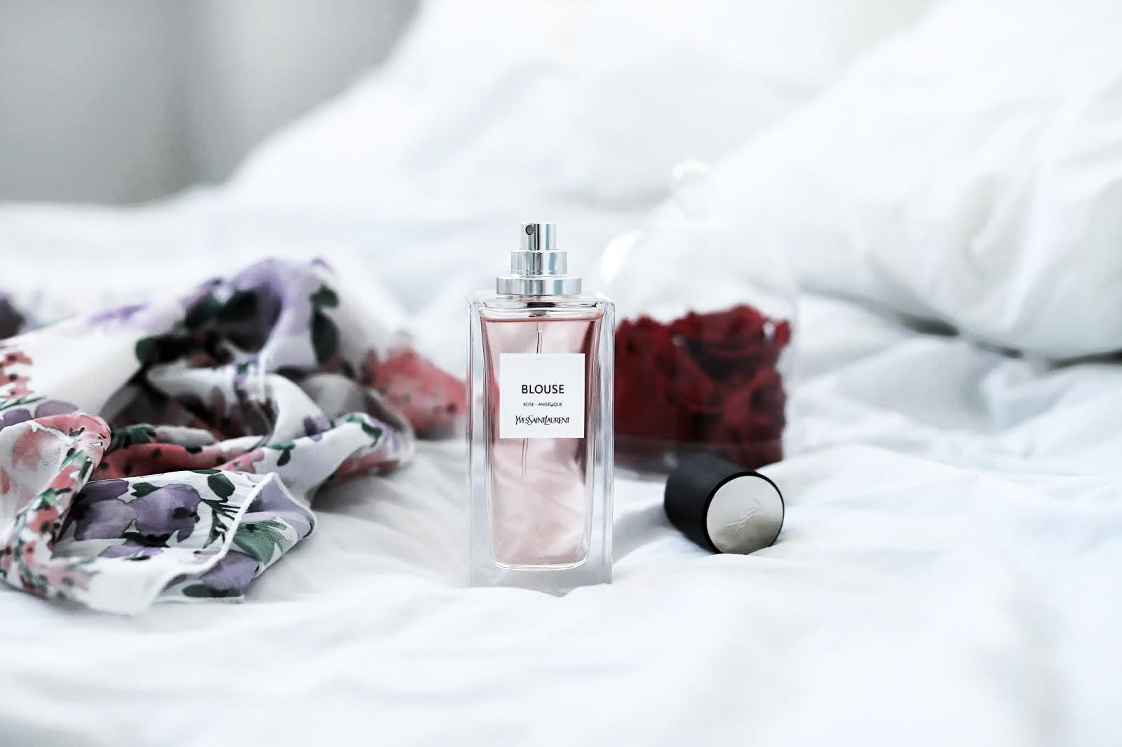 ysl yves saint laurent le vestiaire bliuse parfum avis test critique