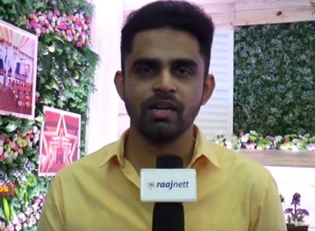 Balaji Mohan (Director) Speech about Marri 2 | The Luxury Affair Wedding Expo | Cine Flick