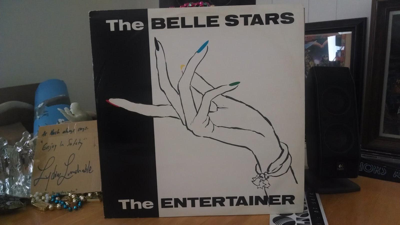 Belle stars world domination