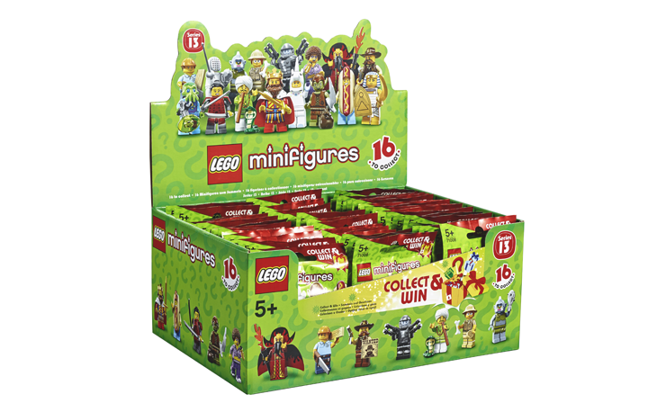 The Minifigure Collector Lego Minifigures Series 13