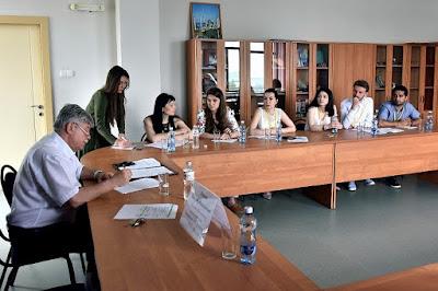 """""""Qafqaz dialoqu -2017"""" elmi maarifləndirmə forumu"""