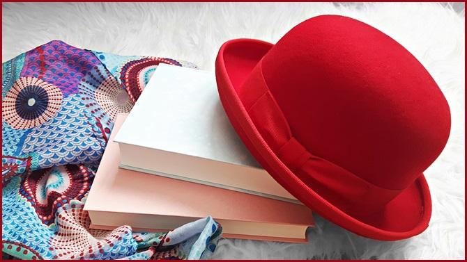 Song & Book Wohl behütet Tag des Hutes You can leave your hat on Legendary Morpheus Dark Wonderland Der Hut des Präsidenten Das Mädchen, das in der Metro las
