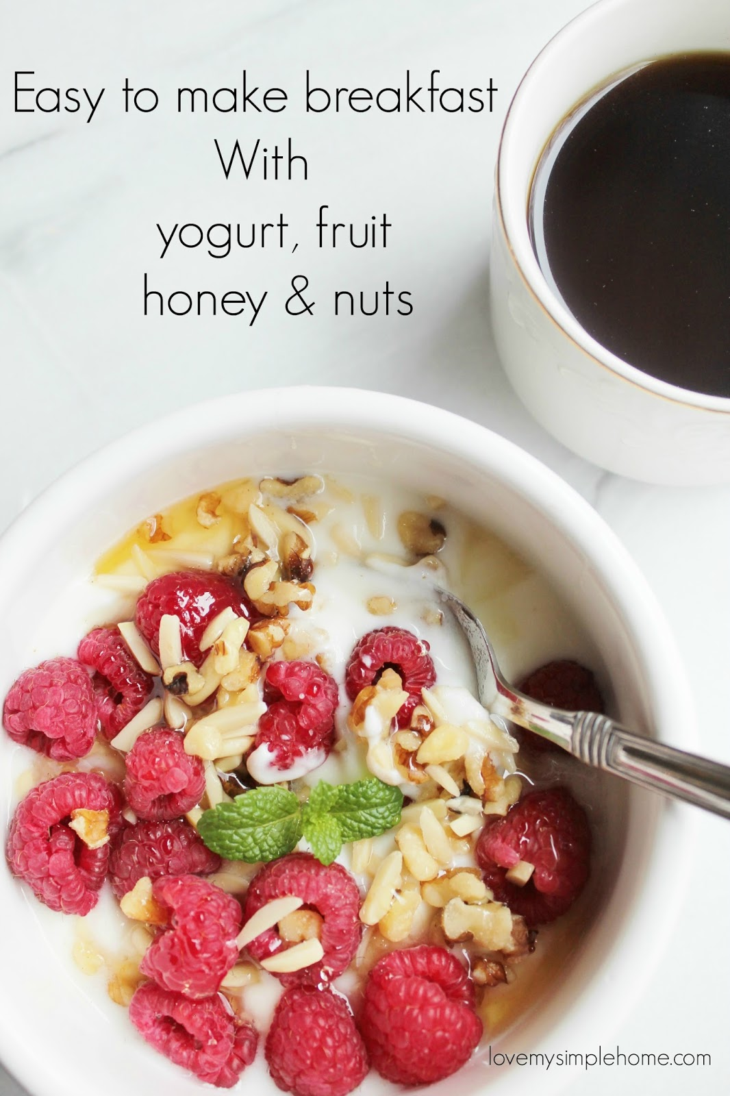 Healthy Breakfast Recipe Love My Simple Home