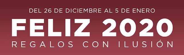 Top 15 ofertas Feliz 2020 Regalos con ilusión de El Corte Inglés