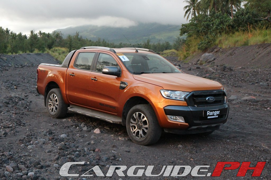 Updated Ford Philippines Debuts New 2016 Ranger W Specs