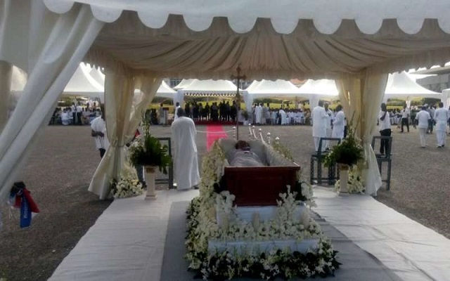 Former Chairman of NPP, Jake to be cremated