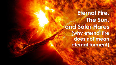 eternal fire torment annihilationism conditional immortality hell