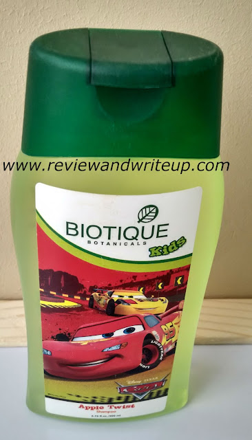biotique shampoo review