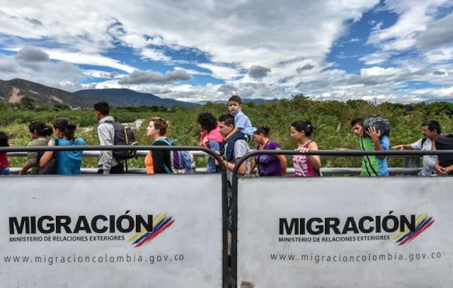 Misión Parlamento Europeo visita Colombia para analizar la llegada de venezolanos