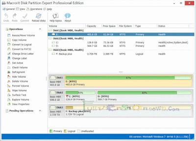 Macrorit Disk Partition Expert Pro 3.9.8 Full Keygen