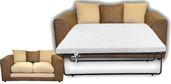 Inovasi Desain Sofa Bed Minimalis Yang Multi Fungsi