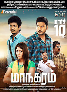 Maanagaram 2017 Hindi Dubbed Download DVDRip