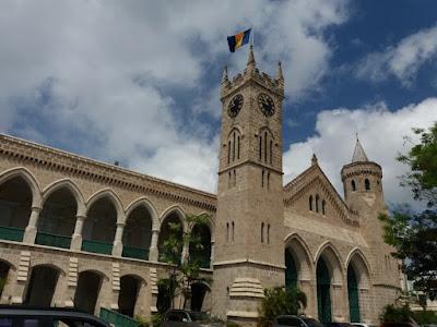 bridgetown barbados parlamento