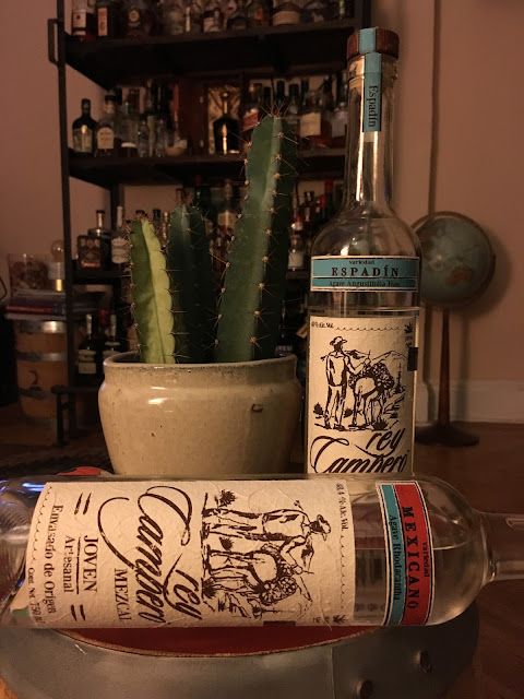 Mezcal Month Part 1: Rey Campero!