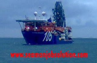 Cadet For Offshore Support Vessel