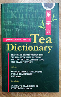 James Norwood Pratt – Tea Dictionary