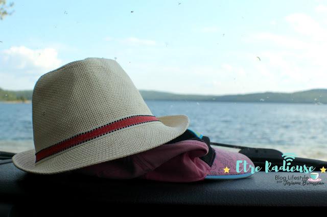 Tranche de vie: La famille Radieuse visite un chalet au fin fond du Canada - La Zec Petawaga... avec la voiture de Simon!