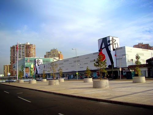 Apumanque Compras Santiago do Chile