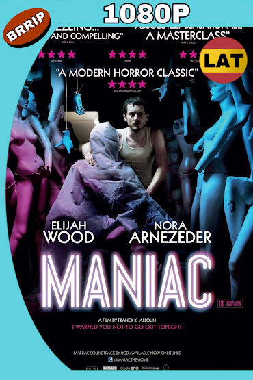 Maniaco (2012) BRRip 1080p Latino-Ingles MKV