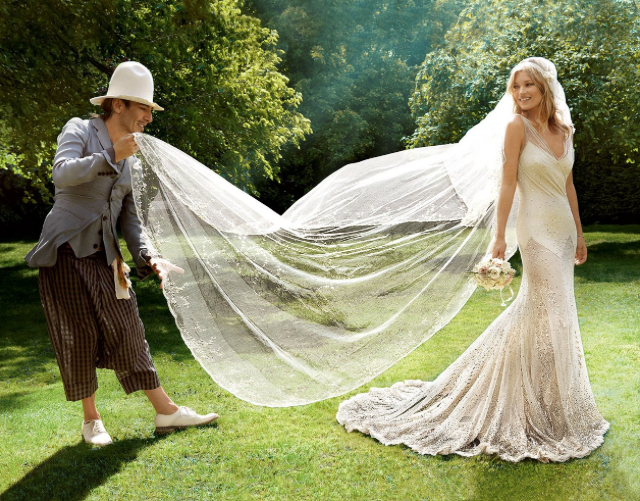 Vintage Wedding Dresses And Summer Festival Style