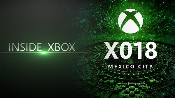Si sigues la X018 desde Mixer podrás obtener regalos!