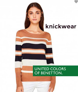 Catalogo Benetton moda mujer octubre 2017