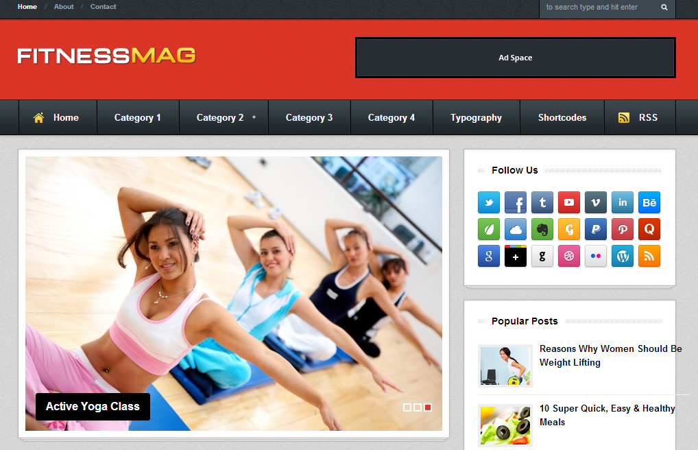 Doc550322 Fitness Templates Free 50 Best Fitness Gym Website – Fitness Templates Free
