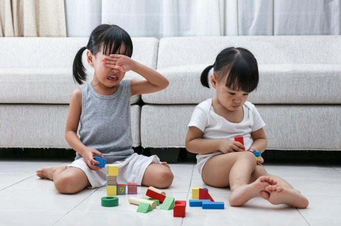 Hãy dừng việc ép trẻ 1-3 tuổi nói Xin lỗi vì chúng thực sự chẳng để tâm -1