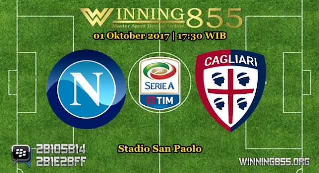 Prediksi Skor Napoli vs Cagliari