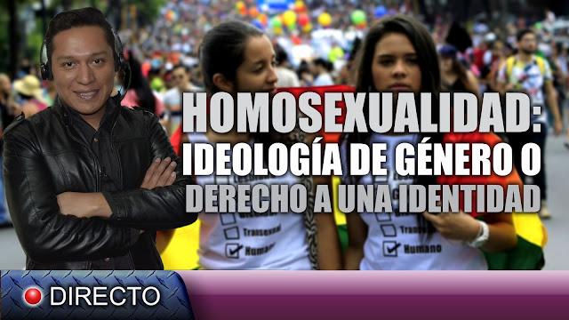 ¿Ideología de género o derecho a una identidad?