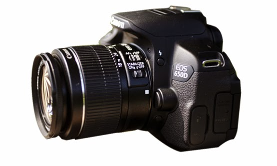 Harga Kamera Canon Digital SLR EOS 650D dan Spesifikasi Terbaru